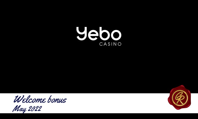 New recommended bonus from Yebo Casino