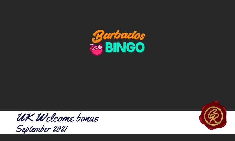 New recommended UK bonus from Barbados Bingo Casino, 500 Spins