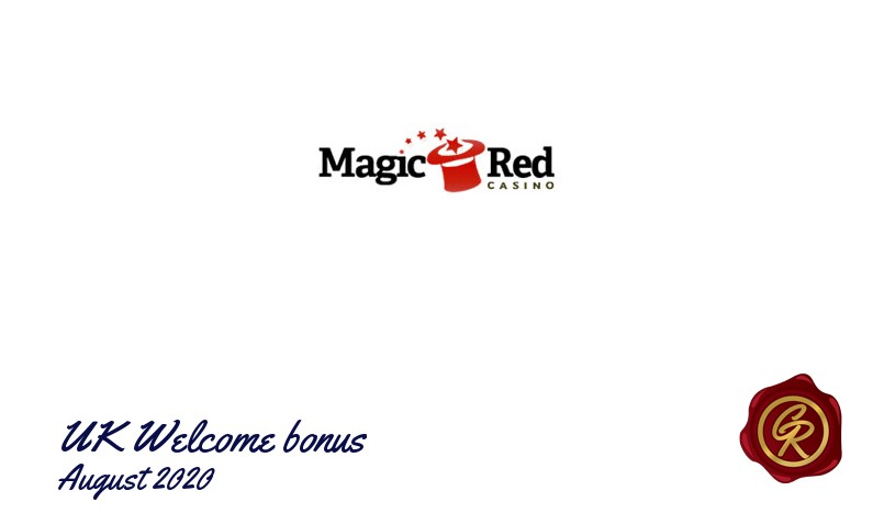 New recommended UK bonus from Magic Red Casino, 25 Spins