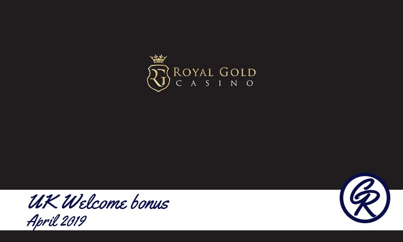 New recommended UK bonus from Royal Gold Casino, 10 Free spins bonus