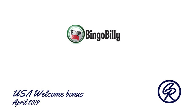 New recommended USA bonus from BingoBilly Casino