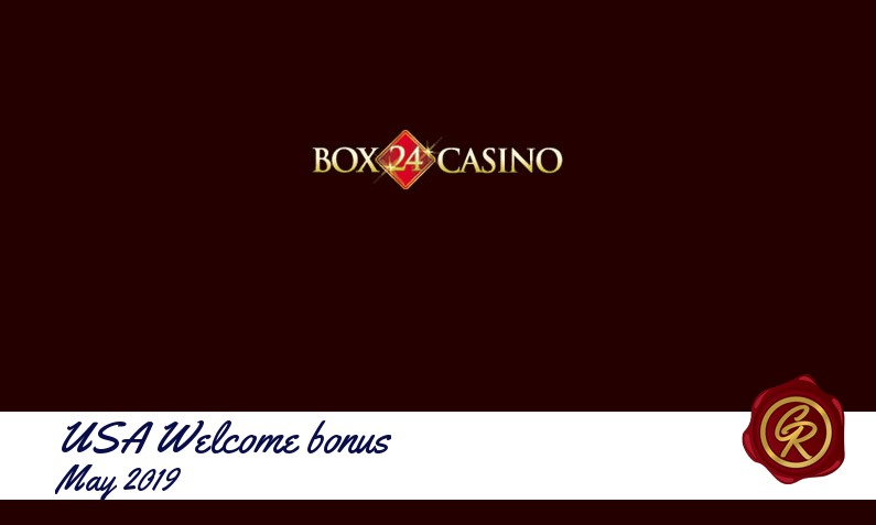 New recommended USA bonus from Box 24 Casino May 2019