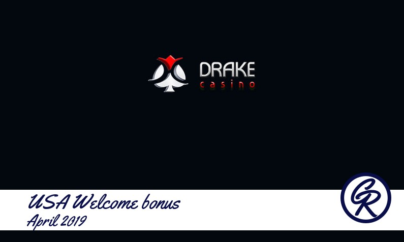 New recommended USA bonus from Drake Casino, 180 Free spins