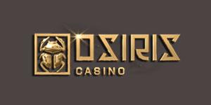 Recommended Casino Bonus from Osiris Casino