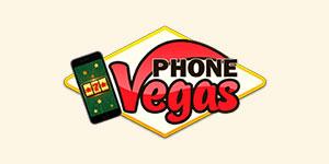 Recommended UK Bonus from Phone Vegas Casino