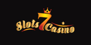 Recommended Casino Bonus from Slots 7 Casino