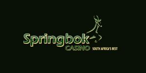 Recommended Casino Bonus from Springbok Casino